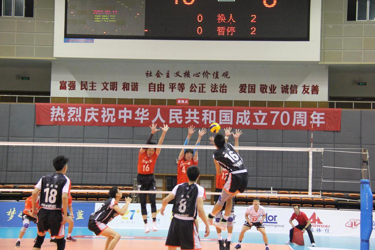 河南VS北京1
