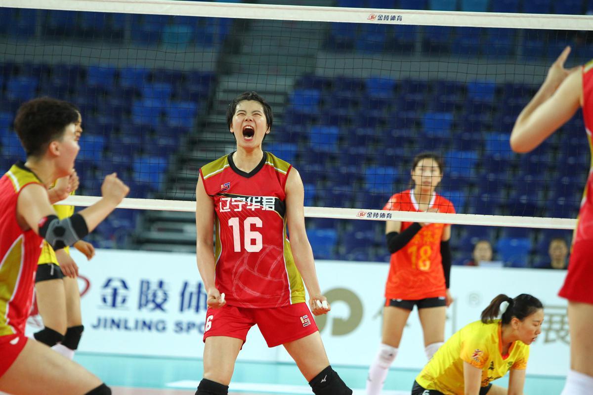 辽宁VS山东2