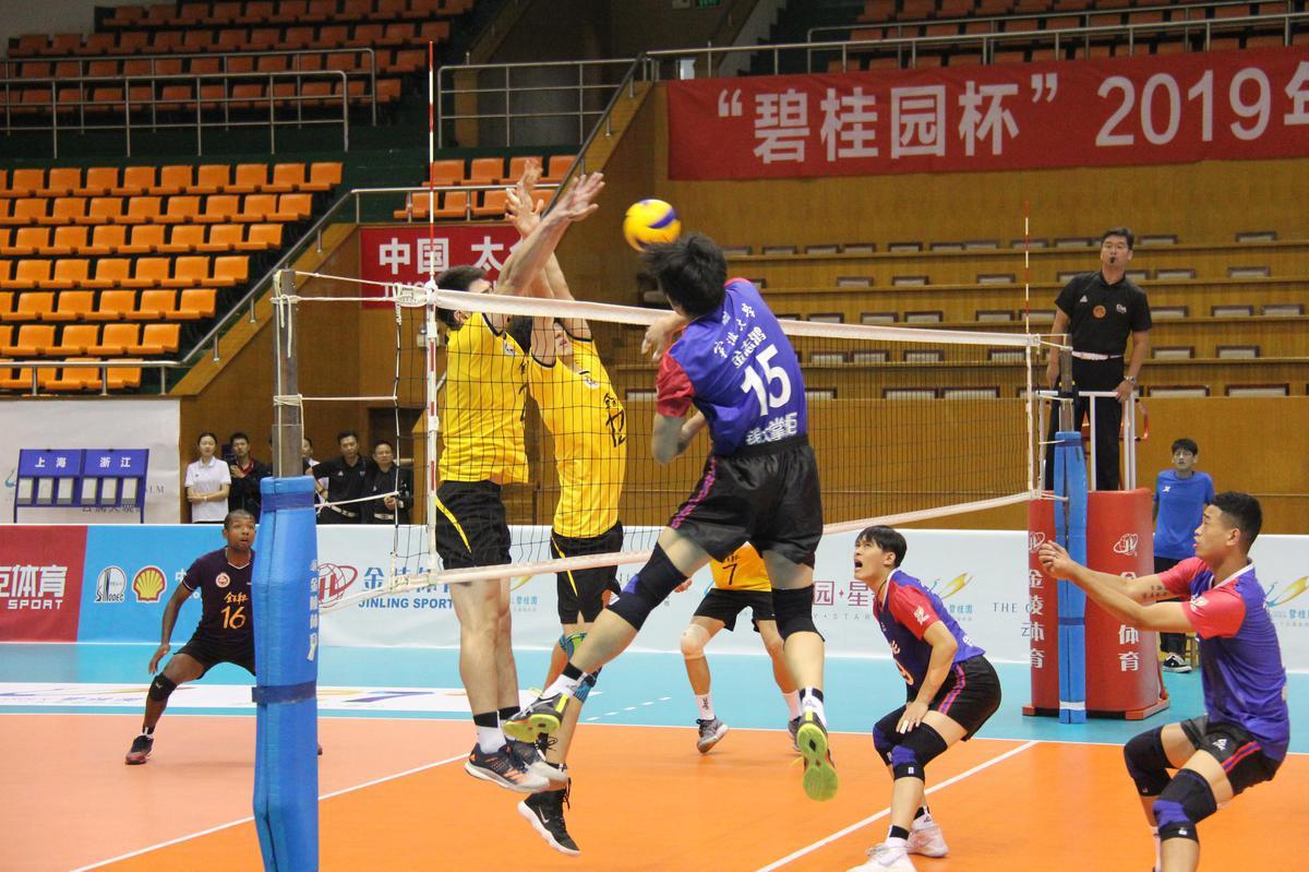 上海VS浙江2