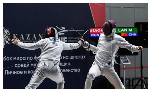 击剑奥运积分赛收官 国剑获14个席位冲金看女重