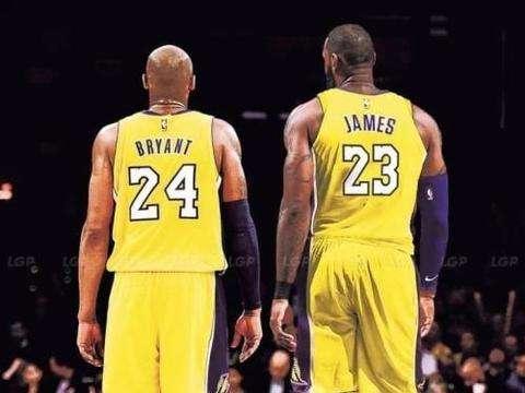 前NBA名将评最难防球星:科比第一詹姆斯第四