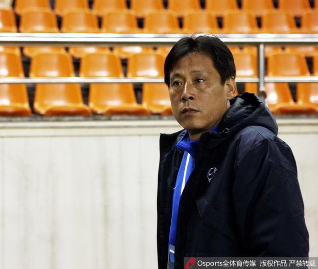 左树生正式加入天海教练组 曾率泰达首次晋级亚冠