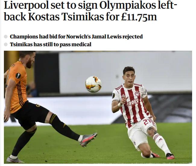 利物浦搞定第一签
