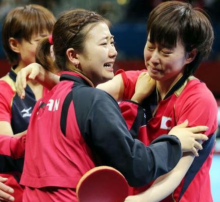 石川佳纯的孤独:队友都是00后 奥运延期很痛苦