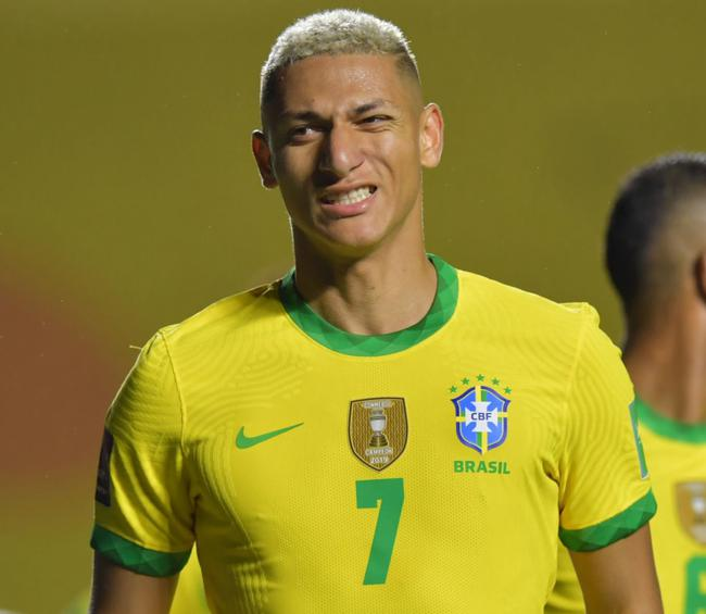 世预赛-内马尔缺阵利物浦射手致胜 巴西3连胜领跑