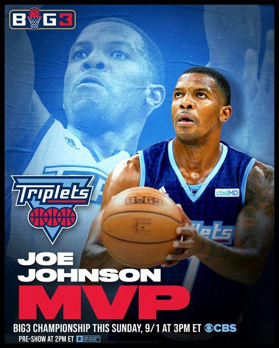 单季175分的他获BIG3联赛MVP!下一站重返NBA?