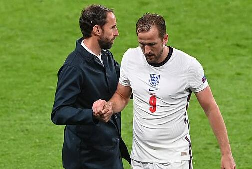 英格蘭隊長凱恩表現略顯低迷