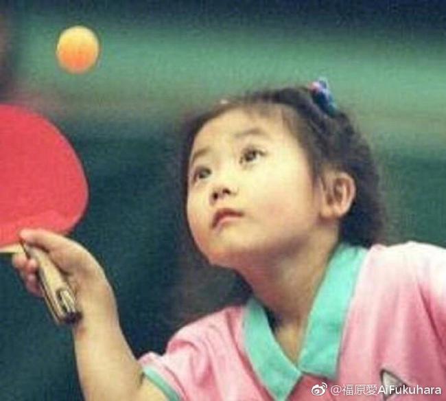 """日本又出一个""""福原爱"""" 想和张本美和同战奥运"""