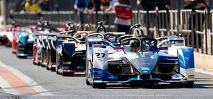2020赛季Formula E电动方程式
