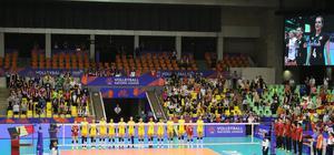 2020年全国女排锦标赛