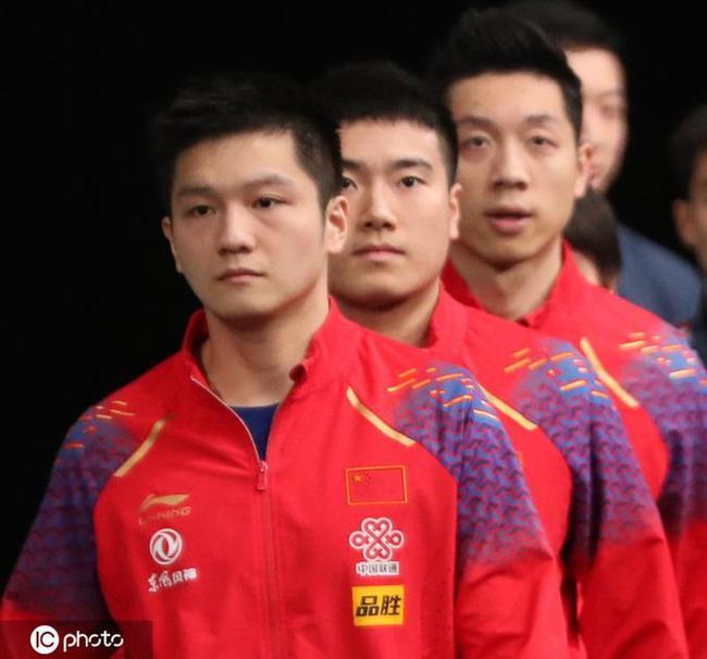世界杯国乒男队3-0横扫日本 将与韩国争冠军