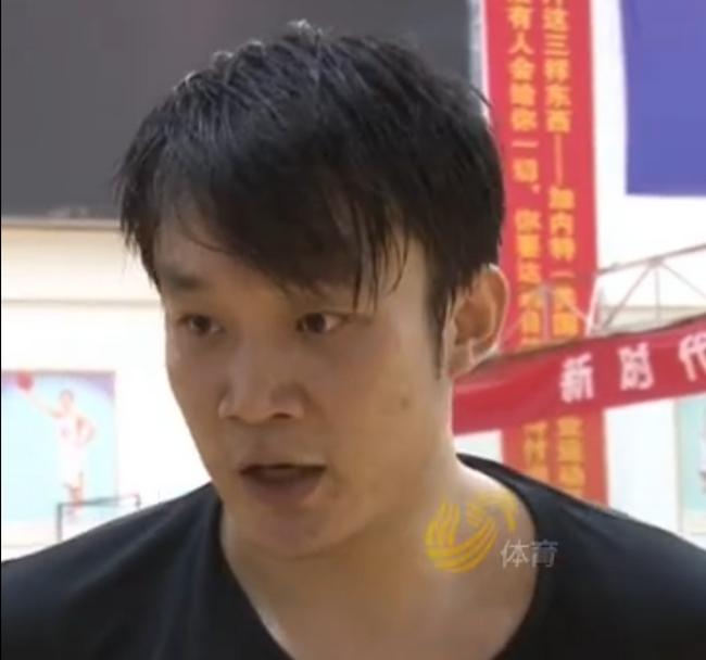 【博狗扑克】丁彦雨航正式回归山东男篮 已开始随队训练