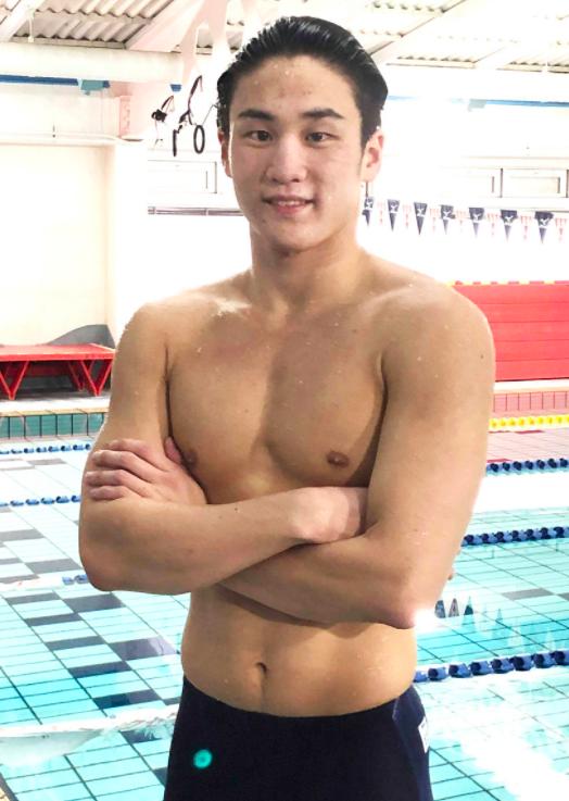 日本大三学生打破男子200蛙亚洲纪录 仅逊世界纪录