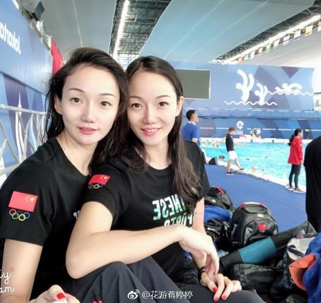 泳坛姐妹花复出迎亚运 宝妈蒋婷婷的小幸福引关注