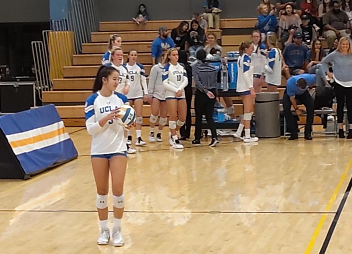 UCLA的二传