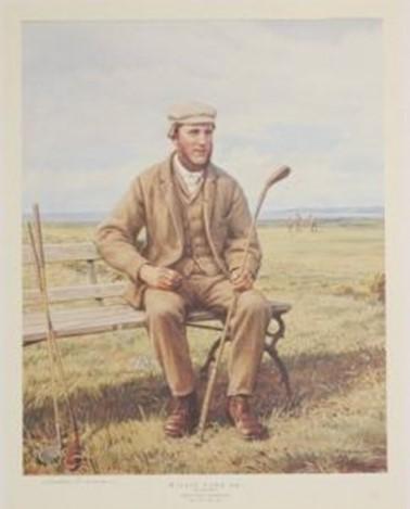 高尔夫收藏与历史系列之21 首位英国公开赛冠军帕克