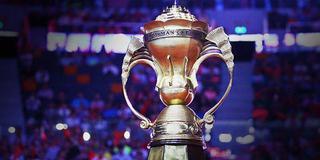 苏迪曼杯世界羽毛球混合团体赛