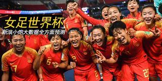 中国女足出战!小炮预测世女杯近23中19!