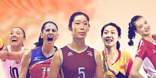 中国女排超级联赛