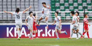 女足為中國足球擋住海嘯 韓國:你們還沒進奧運!