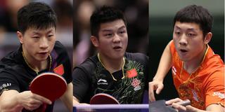 日媒吐槽中國男乒奧運陣容高齡化 你知道為什么嗎?