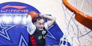 """参加NBA选秀遭吐槽 汤杰不在意:想找""""虐"""""""