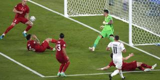 """歐洲杯這些場景笑掉頭 """"他""""比C羅進球還多"""