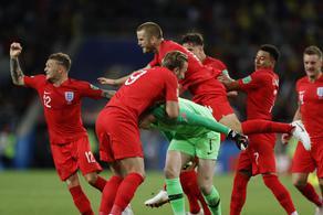 补时丢球 英格兰5-4点球淘汰哥伦比亚