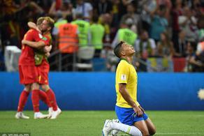 丁丁世界波费鸟乌龙 比利时2-1巴西