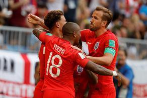 头球两连击!英格兰2-0瑞典晋级四强