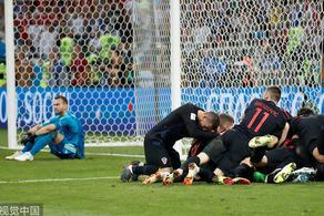 加时终场绝平 俄罗斯点球负克罗地亚