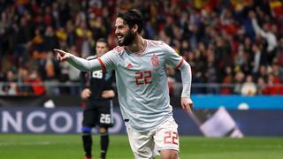 梅西愤然离席!西班牙6-1狂扫阿根廷