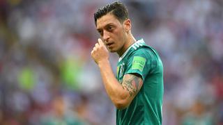厄齐尔退出德国队 回顾9年国家队生涯