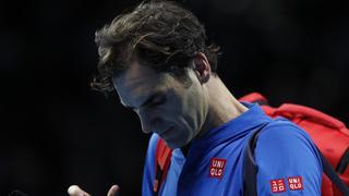 ATP总决赛费 德勒连续两年无缘决赛