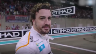 阿隆索转身谢幕 17载F1生涯完结