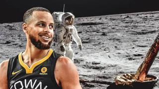 库里谈人类登月:我现在开始怀疑这件事