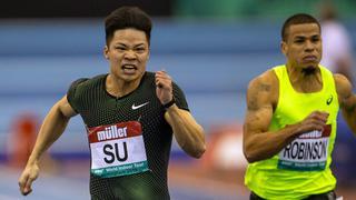 6秒47!苏炳添60米两连冠 今年世界最佳