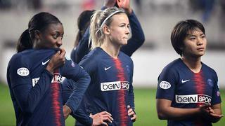 欧冠女足王霜造乌龙难救主 巴黎2-1被淘汰