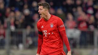 德甲|莱万2球+绝杀 拜仁3-2险胜