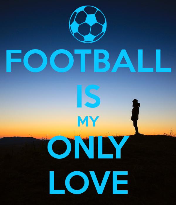 对足球和恋爱,你的态度是怎样的?