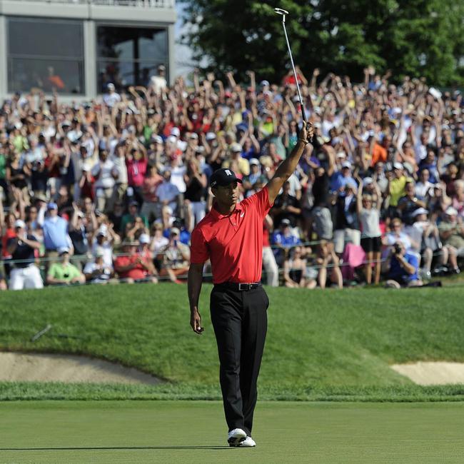 五届冠军伍兹确认角逐纪念高球赛 三年后重返