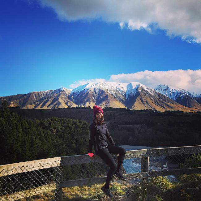 Emma在新西兰