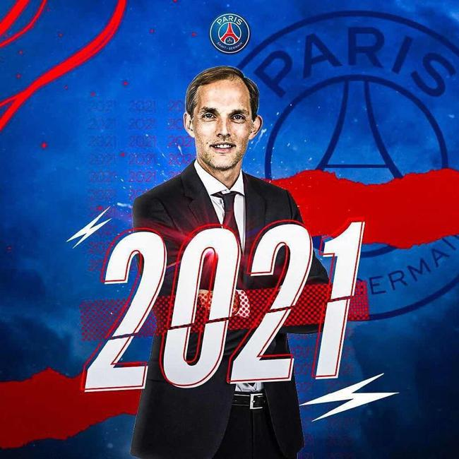 巴黎官宣续约图赫尔至2021年 穆里尼奥无缘执教