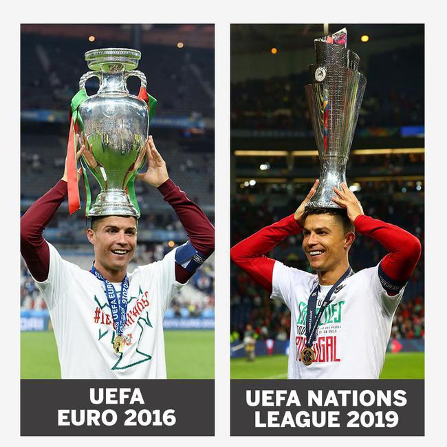 两个国家队冠军