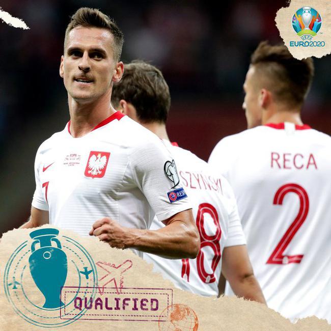 又有2队拿到欧洲杯正赛门票!已有4队提前出线