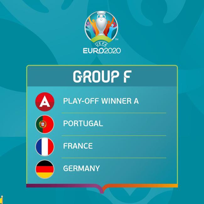 揭秘-欧洲杯死亡之组有多恐怖!C罗卫冕当头棒喝