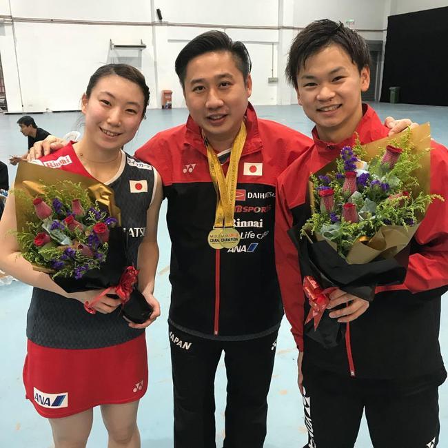 高度赞赏日羽球员纪律 颜伟德透露日本成功要诀