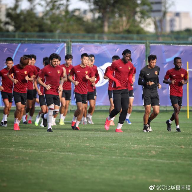 华夏外援梅米无碍回队 球员加练求战欲强渴望赢球