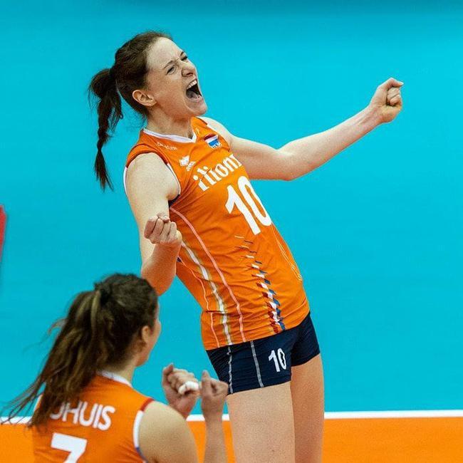 荷兰女排当家球星宣布退役:是时候向前看了