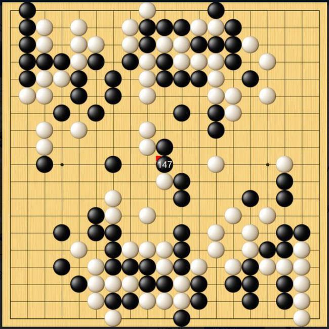 AI大赛绝艺破AQ模仿棋 柯洁:模仿战术对它没用